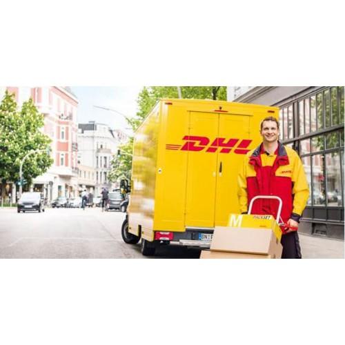 Kurierpauschale mit Sendungsverfolgung für DHL-Pakete