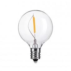 """LED-Lampe E14 Tropfen mit LED """"I"""", 1W, Warm Licht, für Außen"""