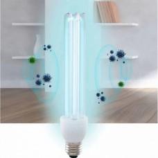 Lampe Desinfektion UVC 20W, E27 mit UV Sterilisator für den Haushalt