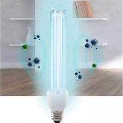 Desinfektion Lampe UVC 20W, E27 mit UV Sterilisator für den Haushalt