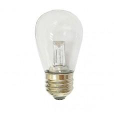 LED Birne, S14, Dimmbar, Kunststoff, E27, 2W, A+, Warm Licht 2200K, für Außen